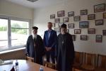Stačiatikių apsilankymas Vilniaus pataisos namuose