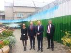 Lenkijos delegacijos vizitas Vilniaus pataisos namuose