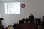 Šiaulių tardymo izoliatoriuje vyko susitikimas su Krašto apsaugos savanorių pajėgų (KASP) 6-osios rinktinės Prisikėlimo apygardos kariais