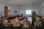 Generolo Povilo Plechavičiaus kadetų licėjaus mokiniai domėjosi pataisos pareigūno profesija