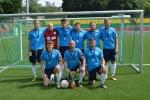 Kalėjimų departamento komanda tarptautiniame futbolo turnyre parodė labai gerus rezultatus