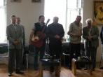 Vilniaus pataisos namuose lankėsi Lietuvos kalėjimų kapelionų asociacijos nariai