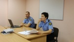 Probacijos sistemos aktualijos aptartos su teismų, prokuratūrų, profesinės sąjungos atstovais