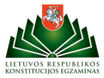 Lietuvos įkalinimo įstaigose vyko jubiliejinis 10-asis Konstitucijos egzaminas