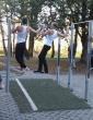 Marijampolėje jaunuoliai skatinti sportuoti