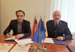 Mokymo centre pasirašyta bendradarbiavimo sutartis su Armėnijos Respublikos teisės institutu