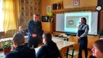 Vilniaus apygardos probacijos tarnybos pareigūnų susitikimas su moksleiviais