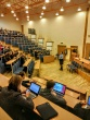 Vilniaus apygardos probacijos tarnybos atstovų susitikimas su Vilniaus universiteto Teisės fakulteto studentais