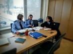 Vilniaus apygardos probacijos tarnybos Vilniaus miesto skyriuje vyko pareigūnų mokymai