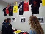 """Įvyko projekto """"(ne)LAISVAS menas"""" parodos atidarymas"""