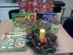 Naujametinės dovanos Vilniaus vaikų socialinės globos namų