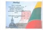 Kalėjimų departamento patarėjo, atliekančio direktoriaus funkcijas, Antano Laurinėno sveikinimas Lietuvos nepriklausomybės atkūrimo dienos proga