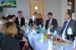 Alytaus baudžiamųjų bylų teisėjų ir prokurorų susirinkimas Alytaus pusiaukelės namuose