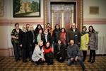 """Erasmus+ projekto """"Welcome packs for refugees"""" dalyvių vizitas įstaigoje"""
