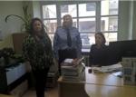 Susitikimas su Utenos teritorinės darbo biržos Molėtų skyriaus darbuotojais