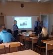 Susitikimas su VŠĮ Panevėžio profesinio rengimo centro moksleiviais