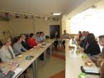 Tarpinstitucinis bendradarbiavimas prie apskrito stalo Joniškyje