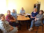 Susitikimas su Molėtų rajono savivaldybės administracijos Giedraičių seniūnijos bendruomene