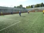 Futbolo turnyro su Kauno policijos darbuotojais