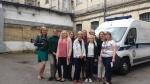 Vilniaus miesto savivaldybės visuomenės sveikatos biuro  darbuotojų pažintinis vizitas įstaigoje