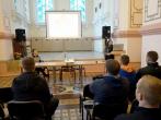Svečiavosi mediatoriai iš Vilniaus apygardos probacijos tarnybos