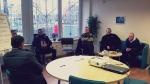 """Vilniaus apygardos probacijos tarnyboje vyko priežiūroje esančių asmenų ir draugijos """"Optimalietis"""" atstovų susitikimas"""