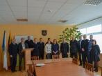 Tarnauti Lietuvos valstybei prisiekė trys pareigūnai