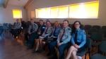 Susitikimas su Ukmergės r. PK atstovais