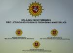Kalėjimų departamentui pavaldžių įstaigų ir valstybės įmonės direktorių tarybos posėdis