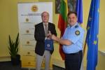 Kalėjimų departamente lankėsi  Europos probacijos konfederacijos generalinis sekretorius