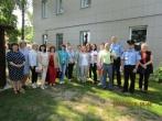 Svečiai iš Baltarusijos ir Švedijos