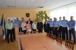 Tarnauti Lietuvos valstybei prisiekė keturi pareigūnai