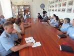 Susitikimas su Žmogaus teisių komiteto atstovais