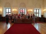 Ekskursija į Kauno Rotušę tarptautinės muziejų dienos proga