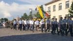 Marijampolės pataisos namų darbuotojai dalyvavo miesto dienų šventėje