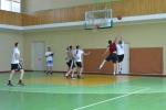 Organizuotas krepšinio 3X3 turnyras tarp Pusiaukelės namų komandų