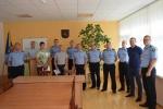 Tarnauti Lietuvos valstybei prisiekė du pareigūnai