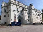 Organizuota edukacinė išvyka į Lietuvos Didžiosios Kunigaikštystės valdovų rūmus