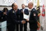 PADĖKOTA POLICIJOS PAREIGŪNAMS