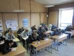 Įstaigoje vyko 12-ojo Konstitucijos egzamino I-asis etapas