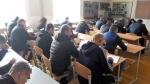 Marijampolės pataisos namuose nuteistieji ir darbuotojai laikė Konstitucijos egzaminą