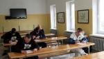 Įstaigoje suimtieji ir nuteistieji dalyvavo Konstitucijos egzamine