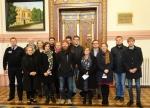 Įstaigoje lankėsi svečiai iš Vokietijos ir Lenkijos