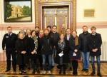 Lukiškių tardymo izoliatoriuje-kalėjime lankėsi svečiai iš Vokietijos ir Lenkijos