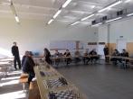 Kybartų pataisos namuose lankėsi Lietuvos šachmatų čempionas Tomas Laurušas