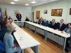 Lankėsi kolegų iš Lenkijos delegacija