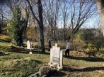 Nuteistieji savanoriškai tvarkė apleistus kapus
