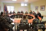 Mykolo Romerio universiteto studentų vizitas įstaigoje