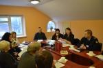Kauno tardymo izoliatoriuje – susitikimas su Jungtinės profesinių sąjungų atstovybės atstovais