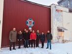 Kinologų išvyka į Rygos centrinį kalėjimą